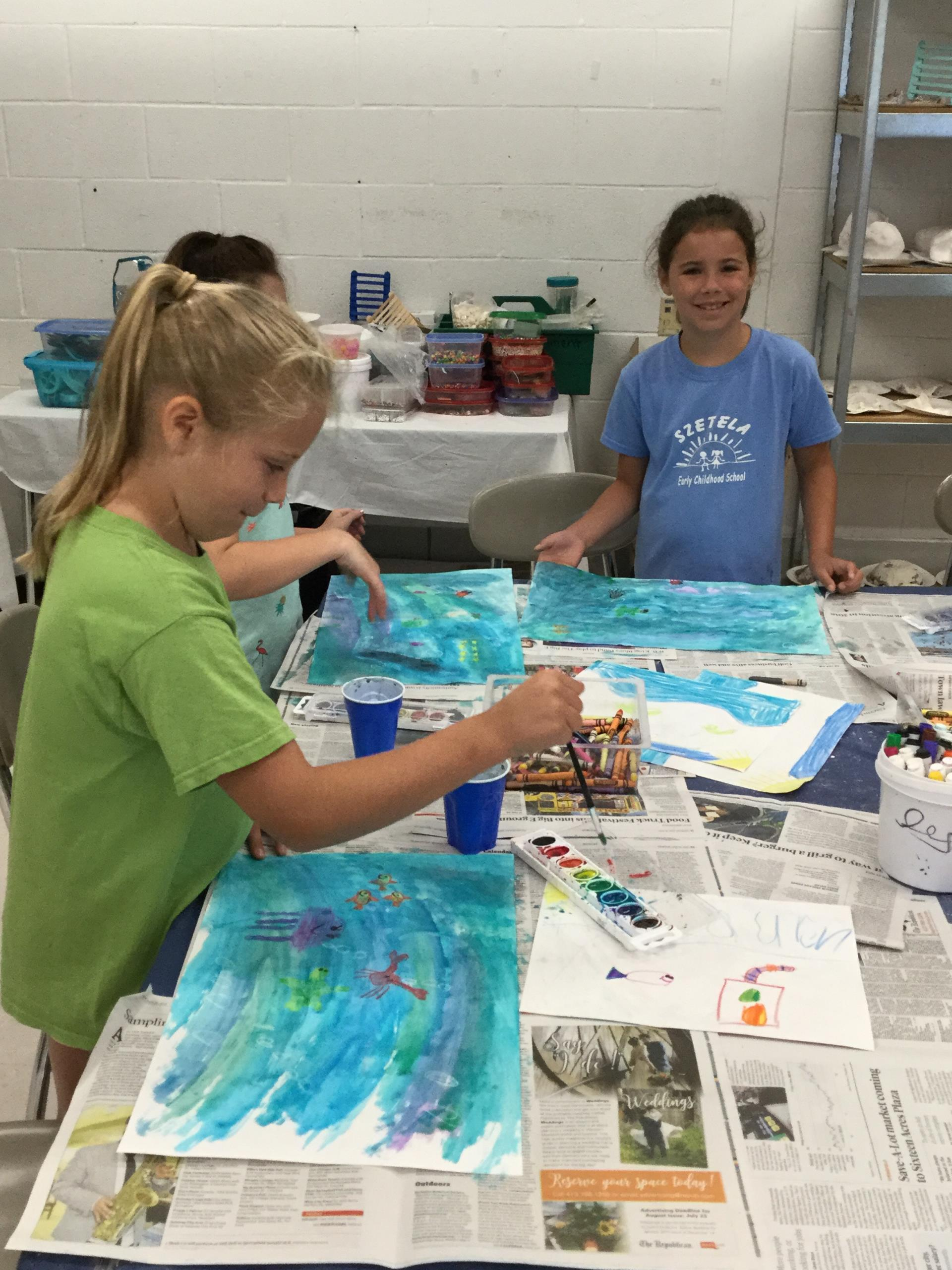 Art Enrichment 2018