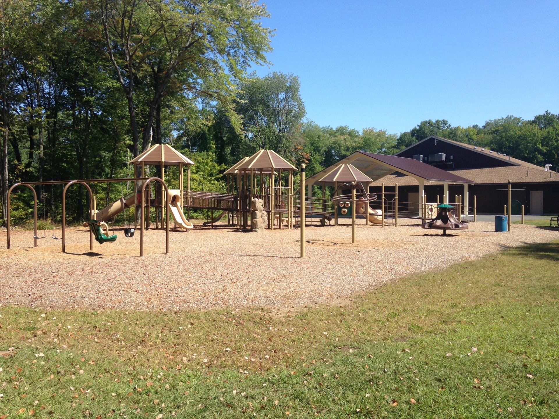 Unico pavilion area playground - Copy